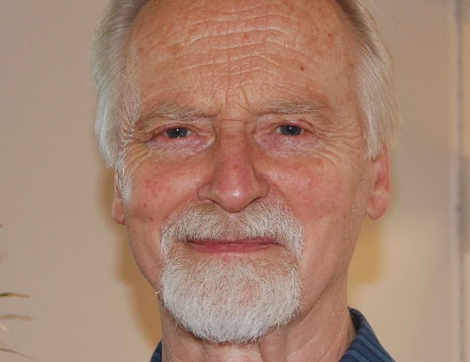 Alf Inge Jansen - medlem av redaksjonsrådet i Samfunn og økonomi - fagtidsskriftet