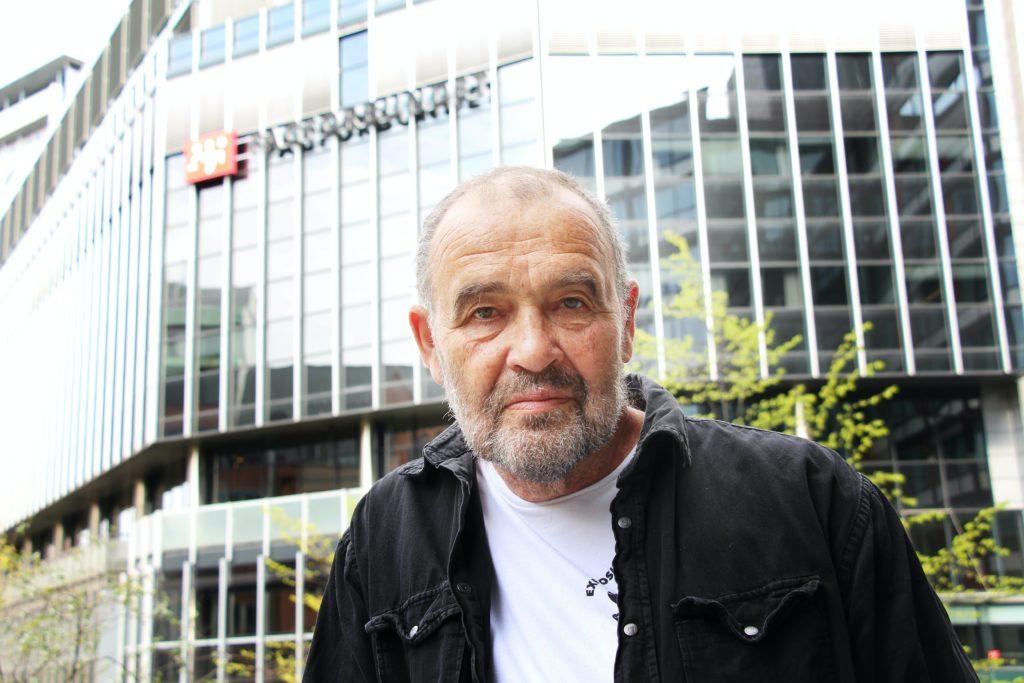 Svein Gulbrandsen, Fagforbundet