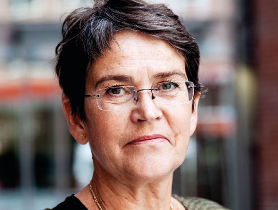 Fanny Voldnes - medlem av redaksjonsrådet fagtidsskriftet i Samfunn og økonomi