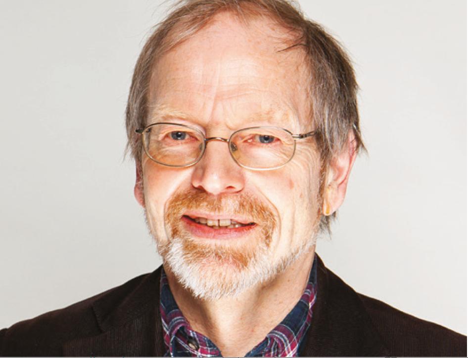 Nils Aarsæther - medlem av redaksjonsrådet i Samfunn og økonomi - fagtidsskriftet