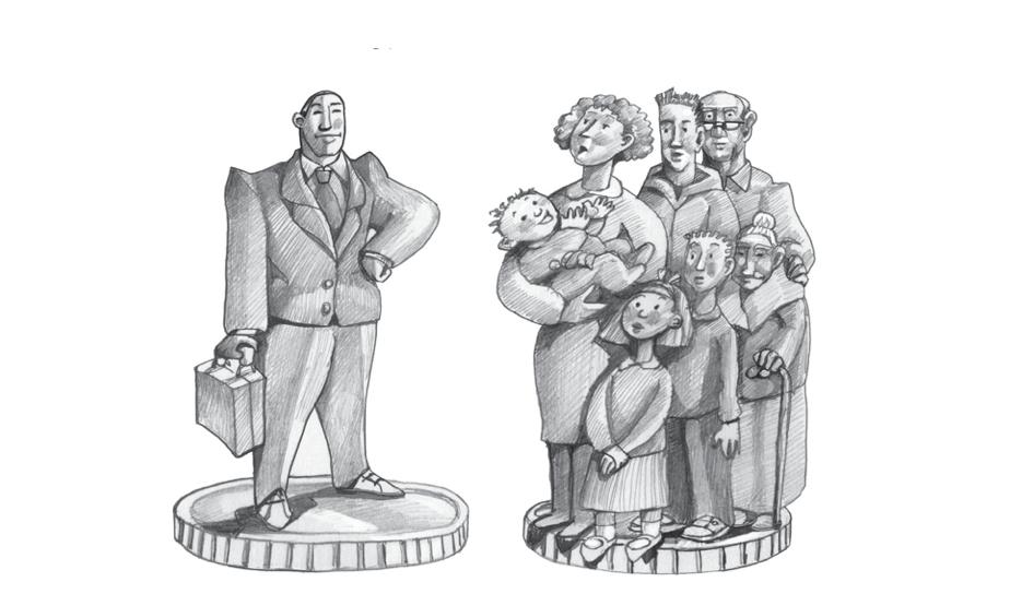 Ulikheter og Regnskap - Samfunn og økonomi 2020 - Fanny Voldnes