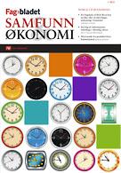Samfunn og økonomi - utgave 1 - 2015